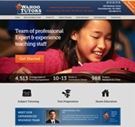 virginia website design case study