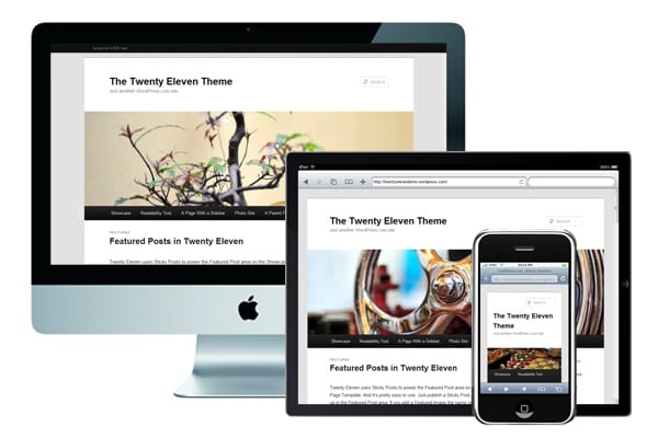 WordPress Mobile Responsive