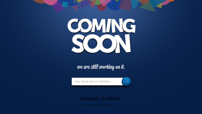 coming-soon-page