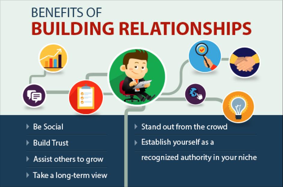 How Do You Build A Relationship
