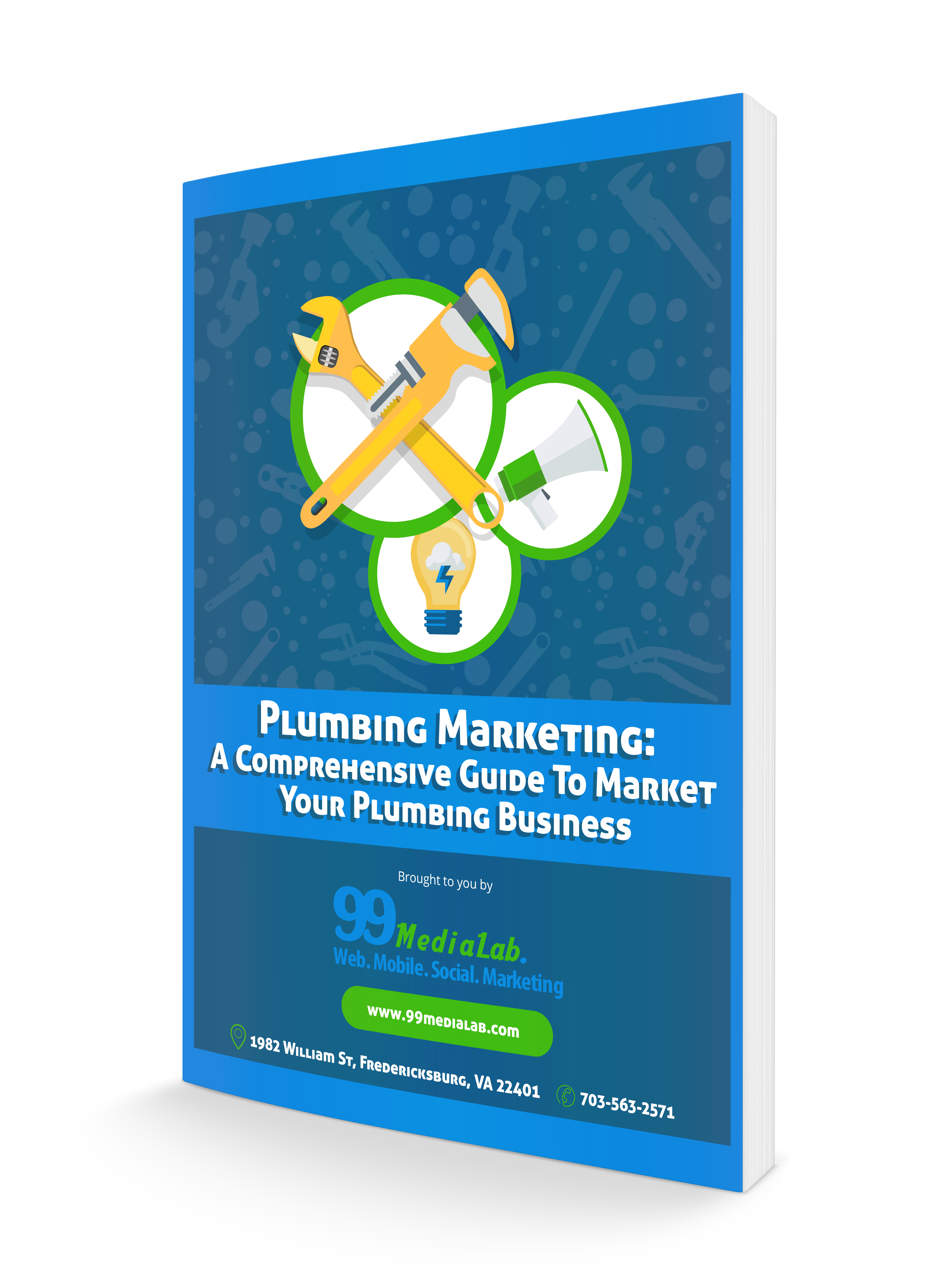 plumbing marketing ebook
