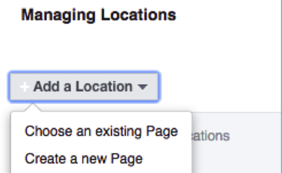 local seo google managing locations