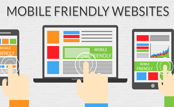 mobile responsive small business web design