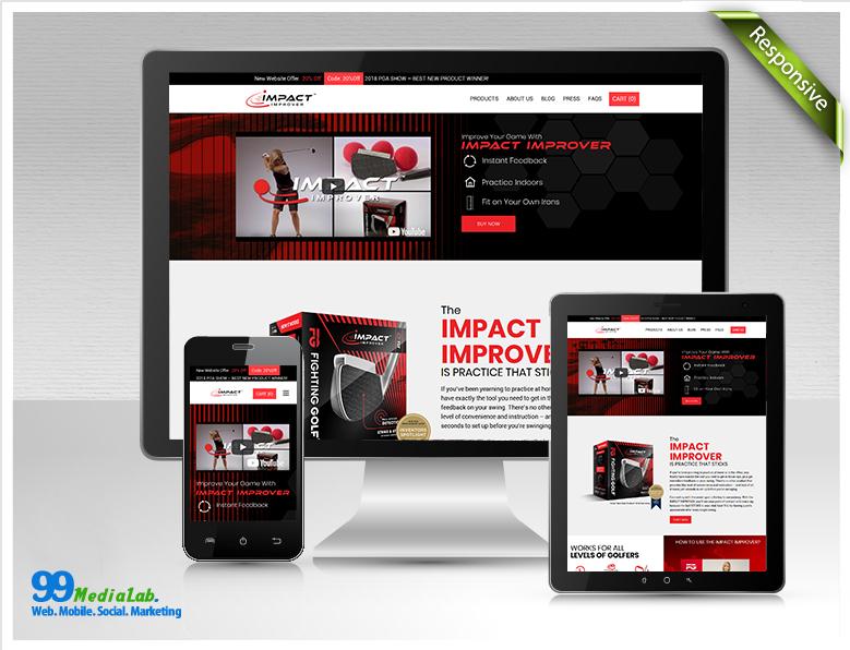 ecommerce golf seo case study