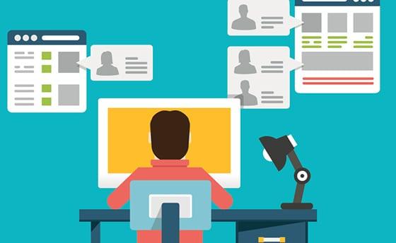 local seo google optimize social media profiles