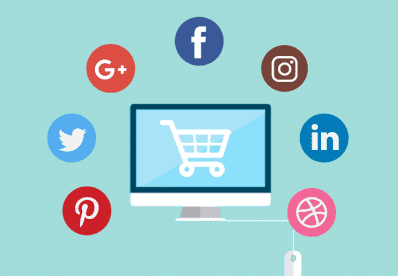 Benefits of social media for ecommerce