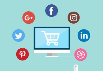 Benefits of social media for ecommerce