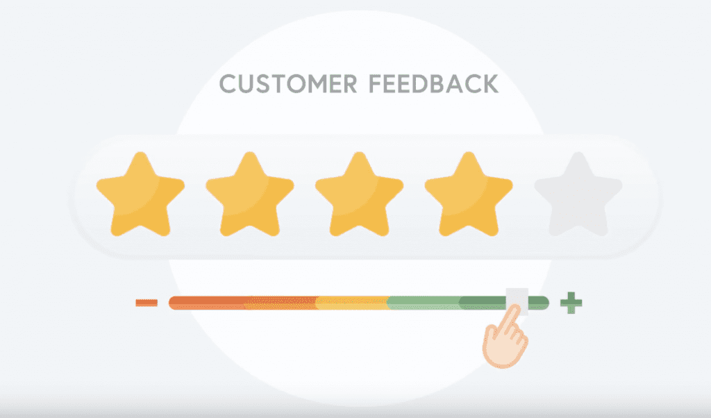 Ecommerce businesses can use social media to gather customer feedback